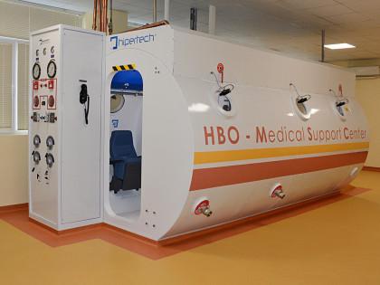 HBO Medical Support Center (МЦ Ейч Би О)
