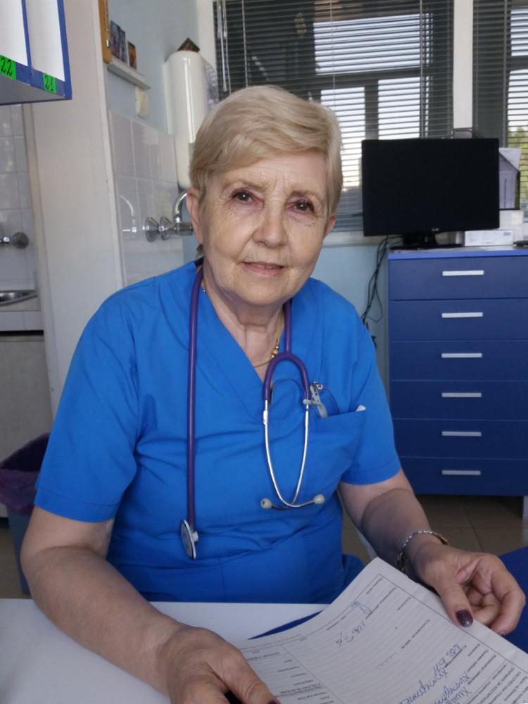 Д-р Костадинка Игнатова, Нефролог, Вътрешни болести..