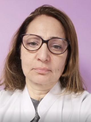 Д-р Лейла Омар