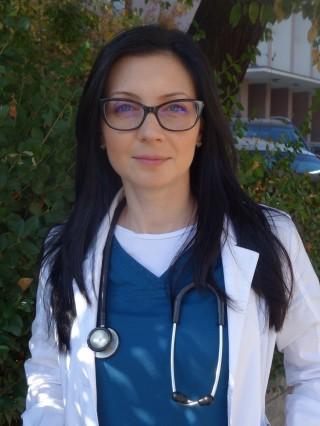 Д-р Галина Златанчева