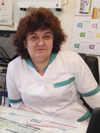 Д-р Мариела Тодорова
