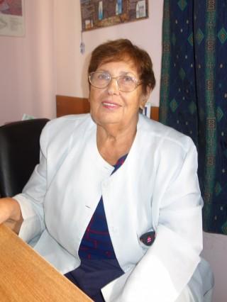 Д-р Павлина Маринова