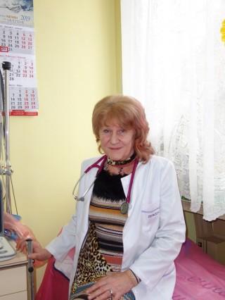 Д-р Валентина Вълева