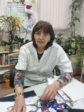 Д-р Таня Витанова
