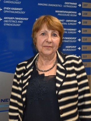 Д-р Румяна Калканджиева