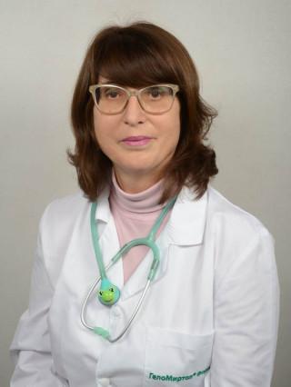 Д-р Иванка Стойчовска
