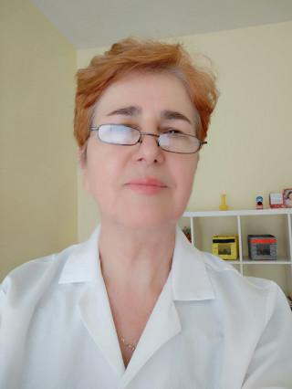 Доц. Лиляна Чакова-Петрова, дм