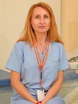 Д-р Анна Белчева, дм