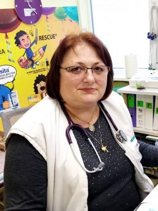 Д-р Даниела Дамаскинова
