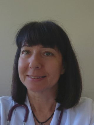 Д-р Елена Славкова