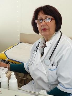 Д-р Чайка Копривленска