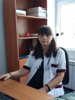 Д-р Даниела Димитрова