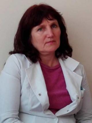 Д-р Ирен Петрова