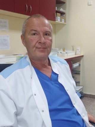 Д-р Димитър Матеев, дм