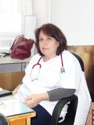 Д-р Катя Димитрова Иванова