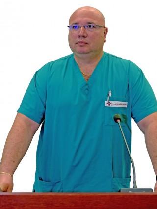 Доц. Манол Соколов, дм