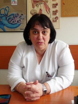 Проф. Диана Попова, дм