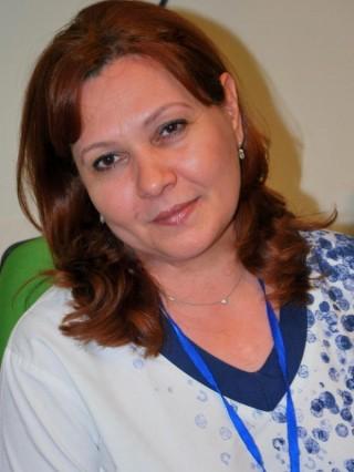 Д-р Албена Гагова