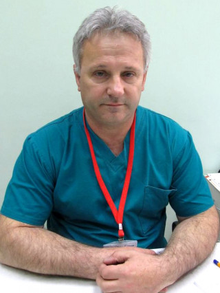 Д-р Спас Ганев