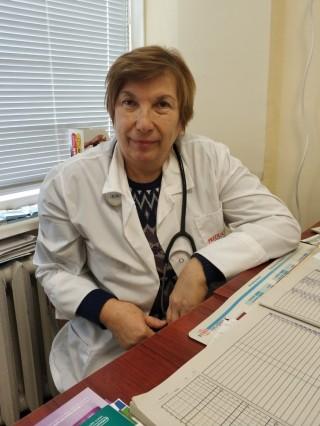Д-р Мария Николова