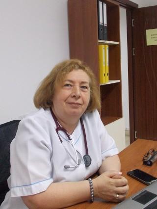 Д-р Елена Станчева