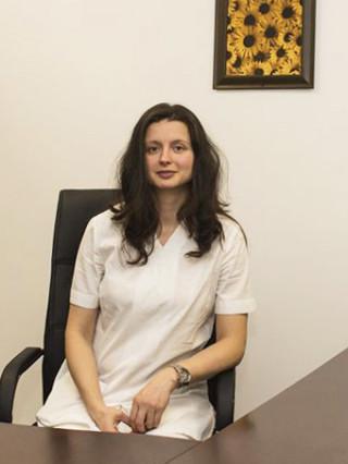 Д-р Ренета Върбанова