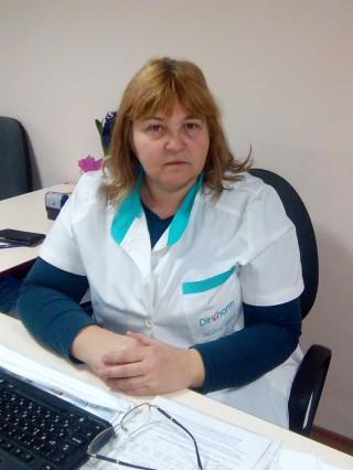 Д-р Павлина Здравкова