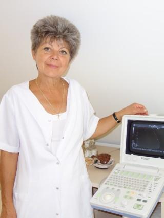 Д-р Зоя Маджарова