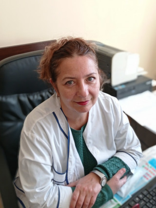 Д-р Ина Парашкевова