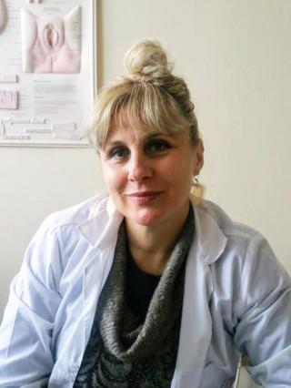Д-р Людмила Бояджиева