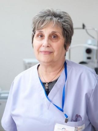 Д-р Екатерина Георгиева