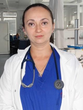 Д-р София Георгиева