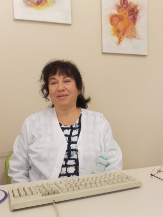 Д-р Силвия Стайкова