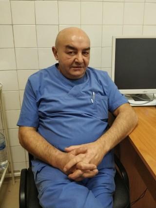 Д-р Петър Бабев
