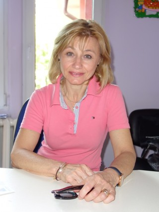 Доц. Албена Телчарова-Михайловска