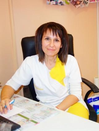 Д-р Дарина Делгянска