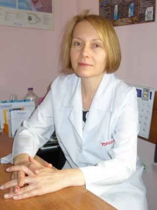 Д-р Наталия Шамова