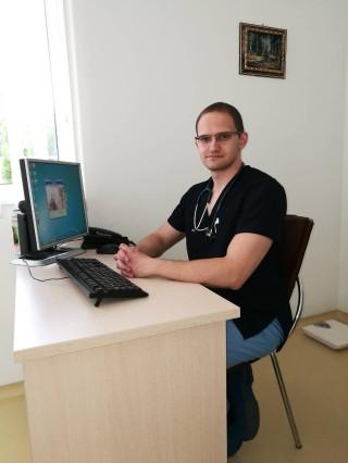 Д-р Йордан Георгиев