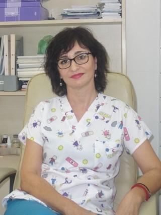 Д-р Захаринка Тачева