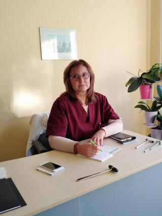 Д-р Радиана Колева