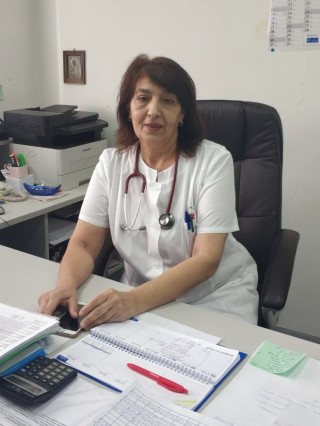 Д-р Ангелина Ангелова
