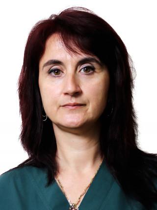 Д-р Надежда Рашева