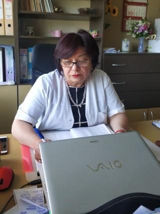 Д-р Виолета Александрова