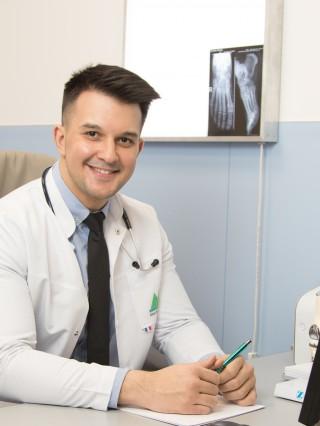 Д-р Явор Асьов, дм