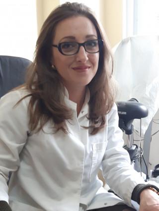 Д-р Виктория Върбанова, дм