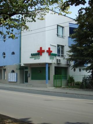 Д-р Христо Абрашев, дм