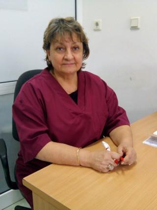 Д-р Светла Дионисиева