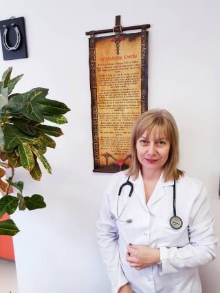 Д-р Стефка Драганова