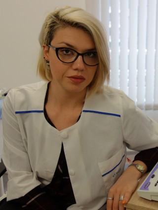 Д-р Павлина Аврамова