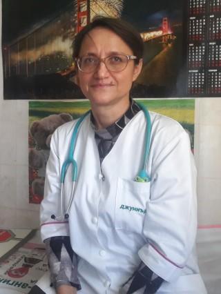 Д-р Нина Вълчинова